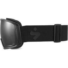 Sweet Protection Clockwork RIG Reflect Lunettes de protection Homme, matte black/all black-RIG obsidian
